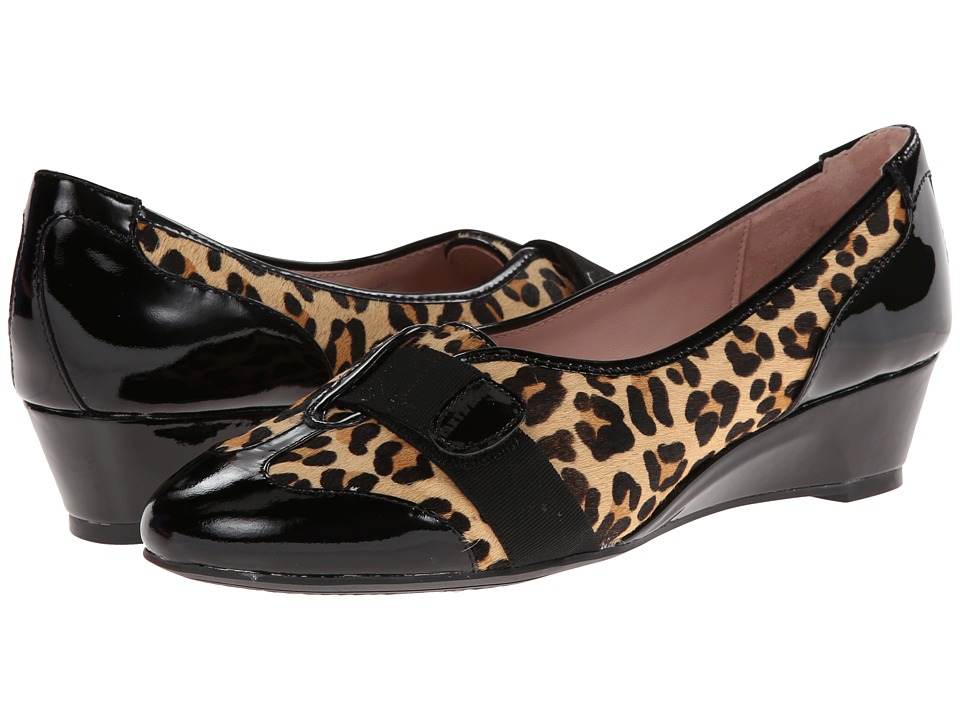 Taryn Rose Platz (Natural Black/Black) Women