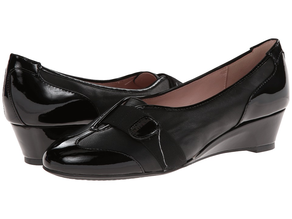 Taryn Rose Platz (Black) Women