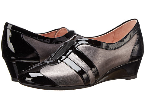 Taryn Rose - Paislee (Pewter 1) Women's Shoes
