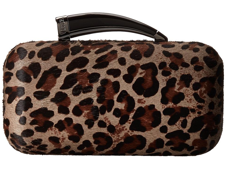 Vince Camuto - Horn Clutch (Multi Gray) Clutch Handbags