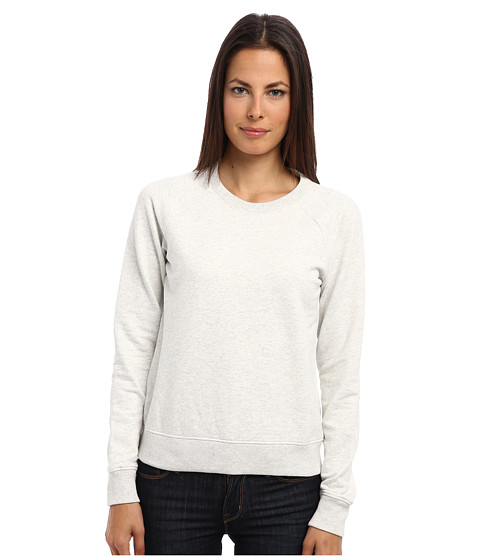 Theory - Five Top (White Heather) Women