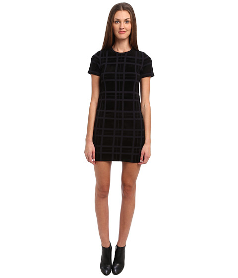Theory - Darmelle PL Dress (Black) Women's Dress