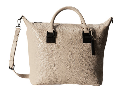 Vince Camuto Sloan Satchel (Taupe) Satchel Handbags