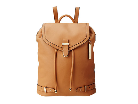 Vince Camuto Robyn Backpack (Tan) Backpack Bags