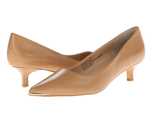 rsvp - Mirabella (Camel Leather) High Heels