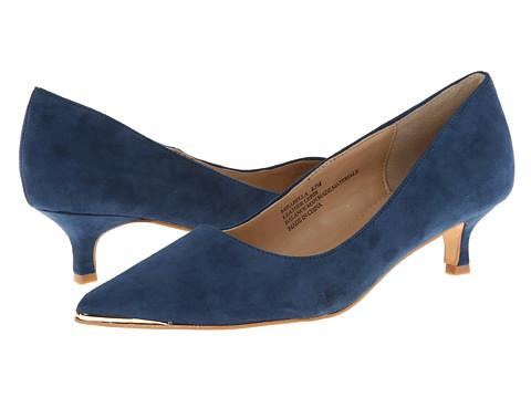 rsvp - Mirabella (Teal Suede) High Heels