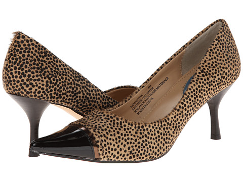 Fitzwell - Samantha (Leopard Pony) High Heels
