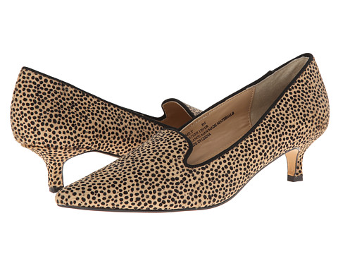 Fitzwell - Emily (Leopard Pony) High Heels