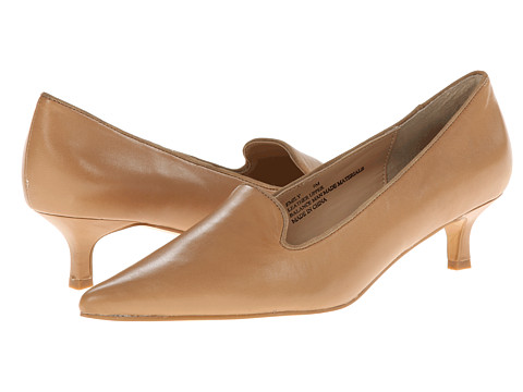 Fitzwell - Emily (Camel Leather) High Heels