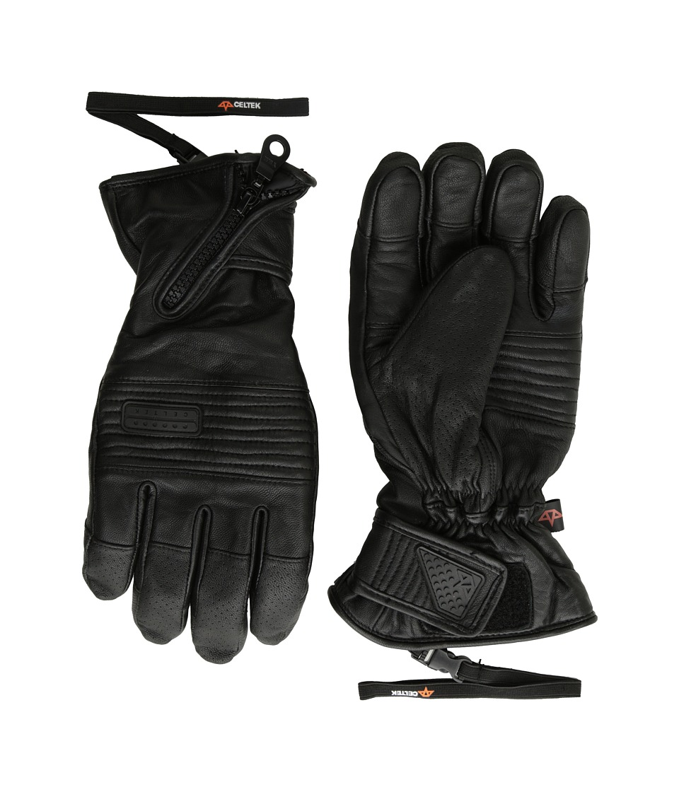 Celtek - Lira Gloves (Black) Snowboard Gloves