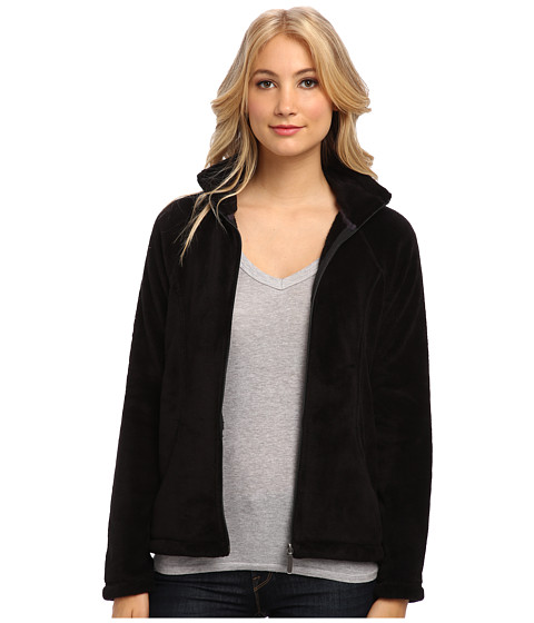 Type Z - Cozy Jacket (Black) Women's Jacket