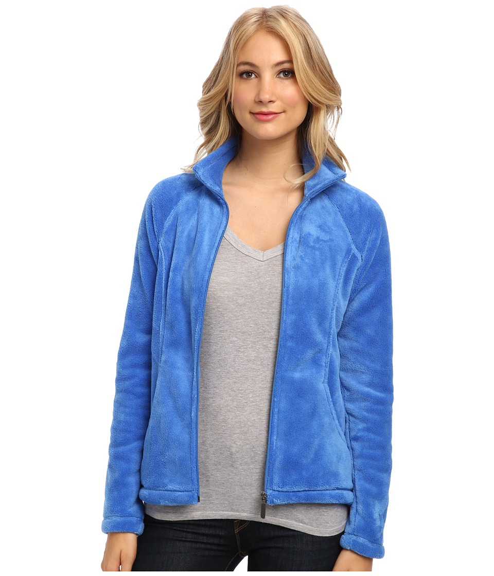 Type Z - Cozy Jacket (Blue Ice) Women's Jacket