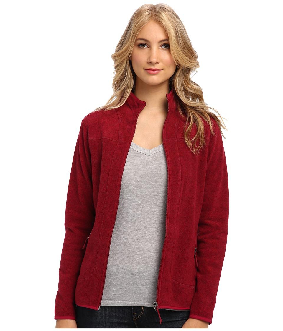 Type Z - Three Creeks Jacket (Beet Red) Women's Jacket