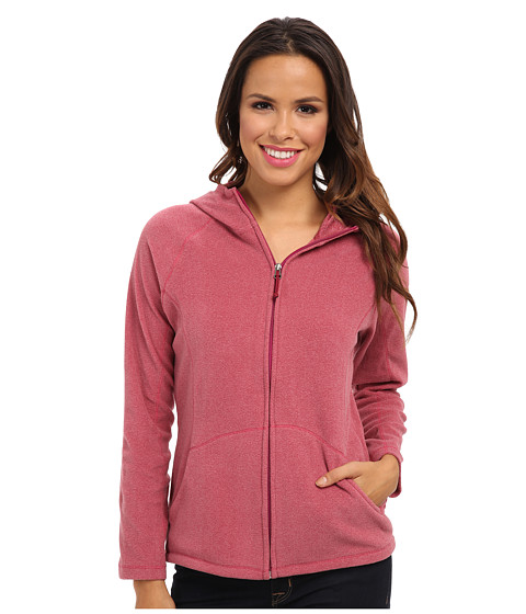 Type Z - Alpha Beta Hooded Jacket (Rosebud) Women's Sweatshirt