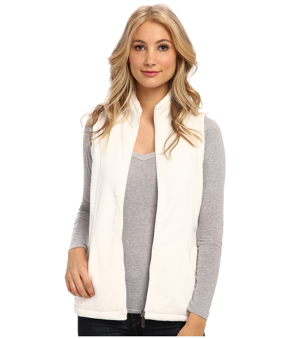 Type Z - Cozy Vest (Cloud) Women's Jacket