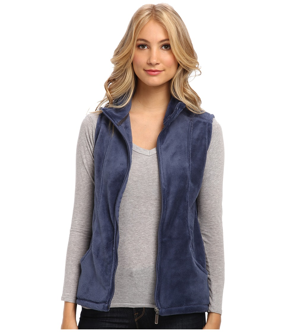 Type Z - Cozy Vest (Vintage Indigo) Women's Jacket