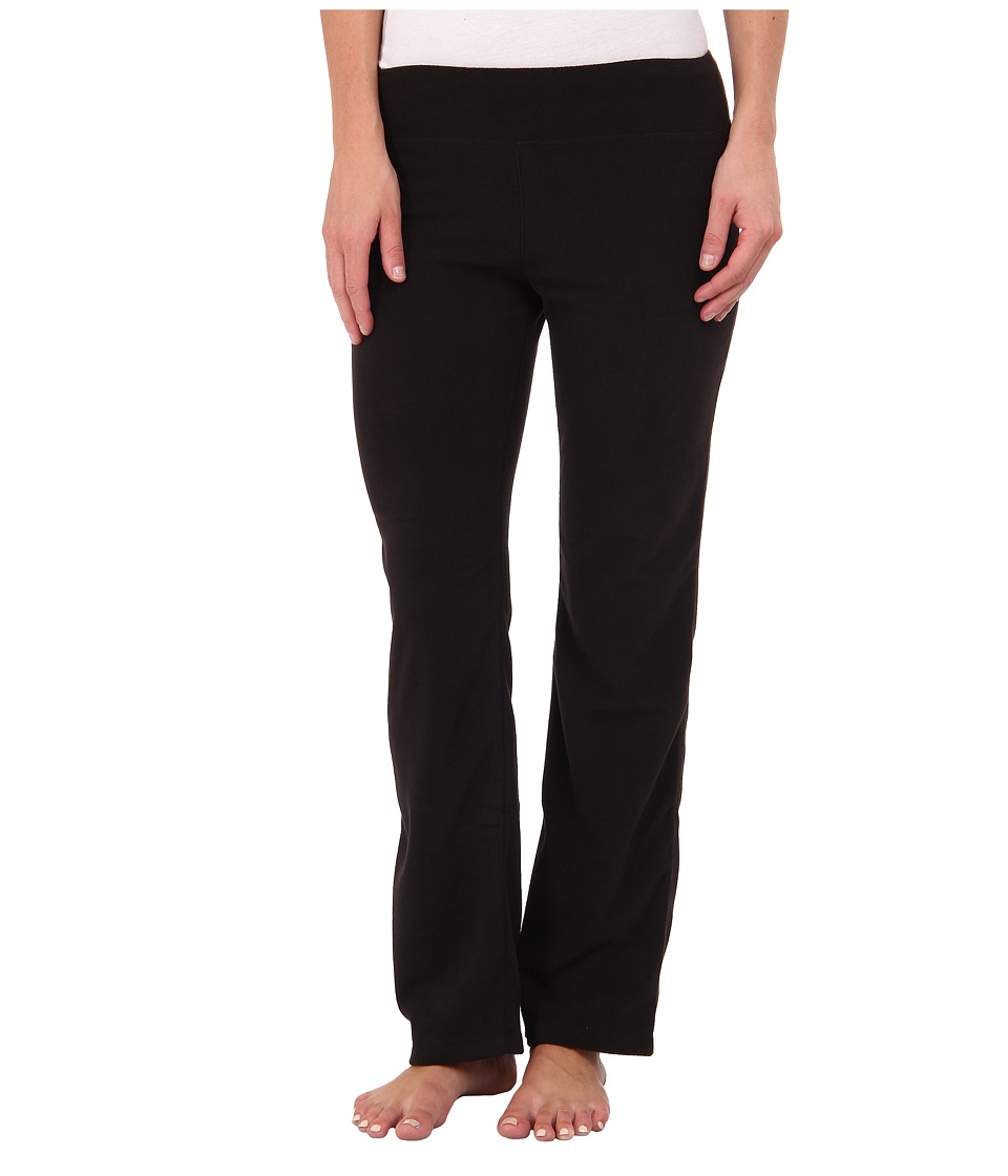 Type Z - Microtek Fleece Pant - 29 Inseam (Black) Women's Fleece