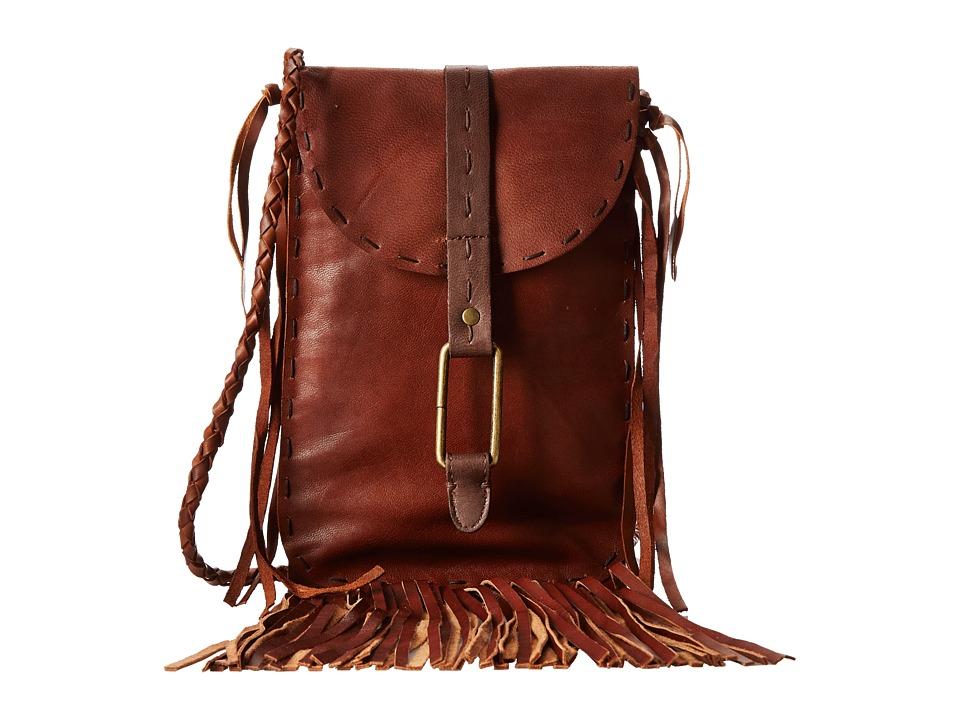 Bed Stu - Sandy Lane (Tan Rustic) Cross Body Handbags