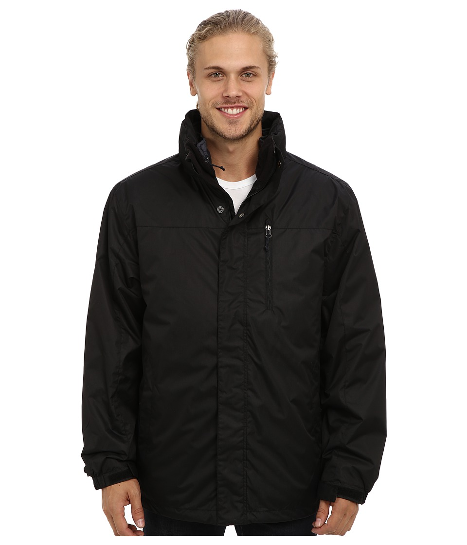Type Z - Three Season Jacket (Black) Men's Coat