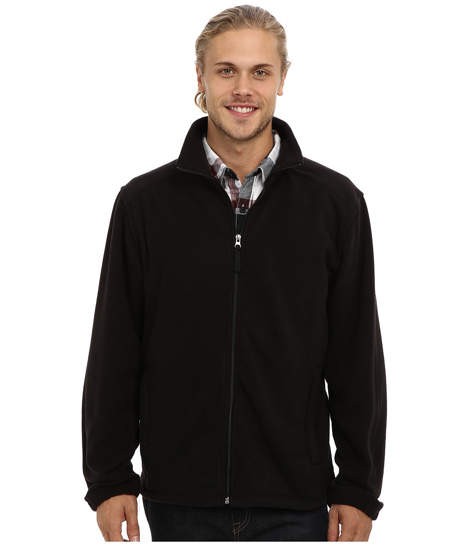 Type Z - Sierra Mountain II Jacket (Black) Men's Coat