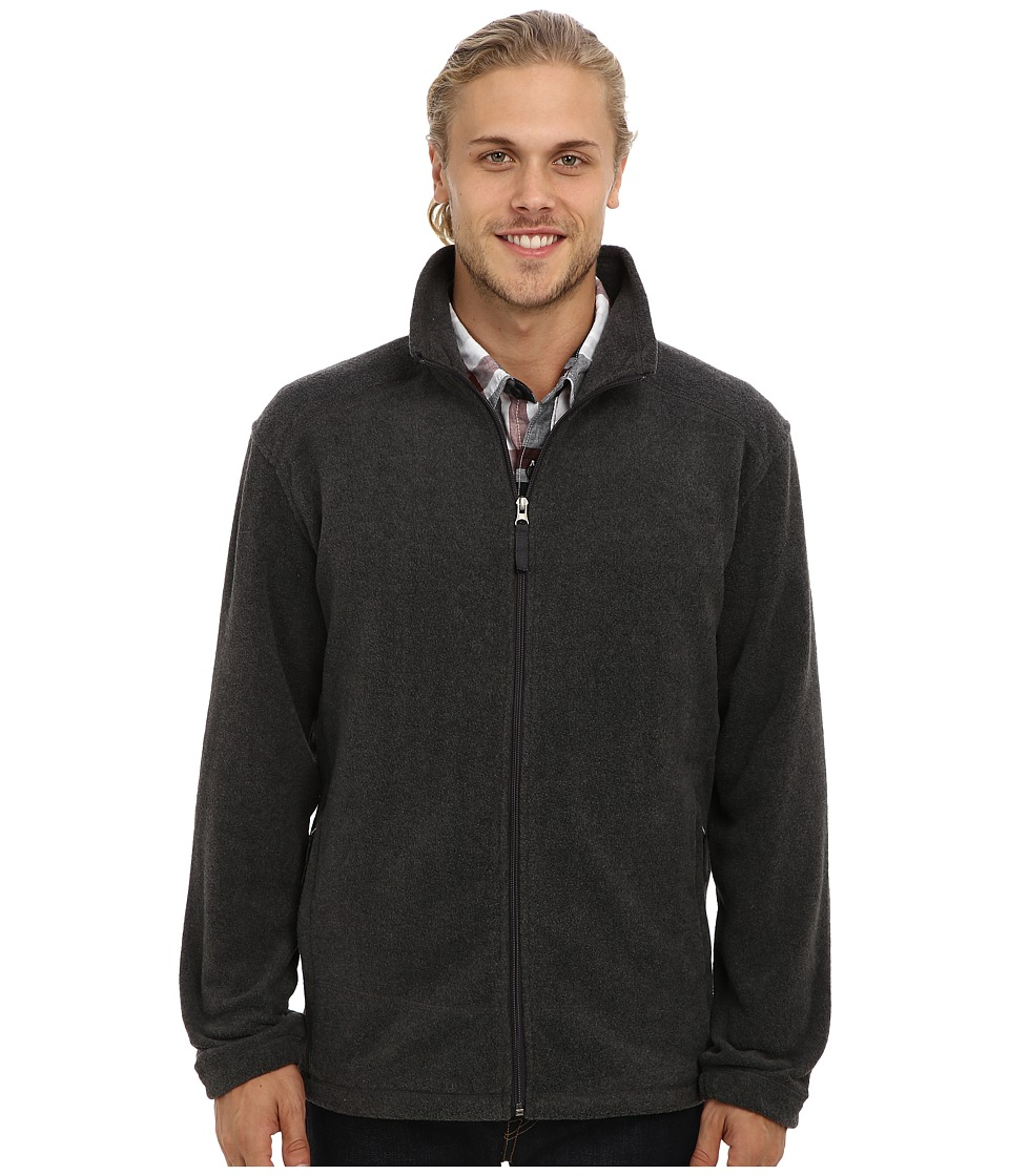 Type Z - Sierra Mountain II Jacket (Charcoal Heather) Men