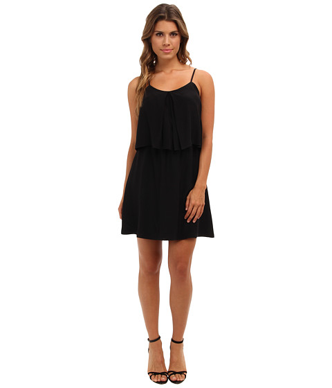 Amanda Uprichard - Summer Dress (Black) Women's Dress