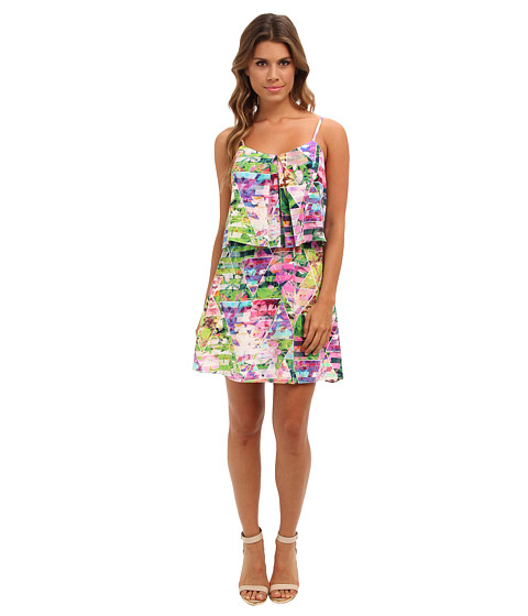 Amanda Uprichard - Summer Dress (Garden Geo) Women
