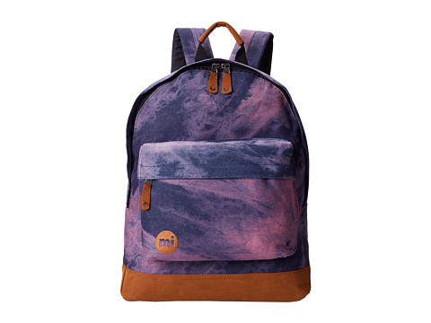 Mi-Pac - Mi-Pac Denim Dye (Purple) Backpack Bags