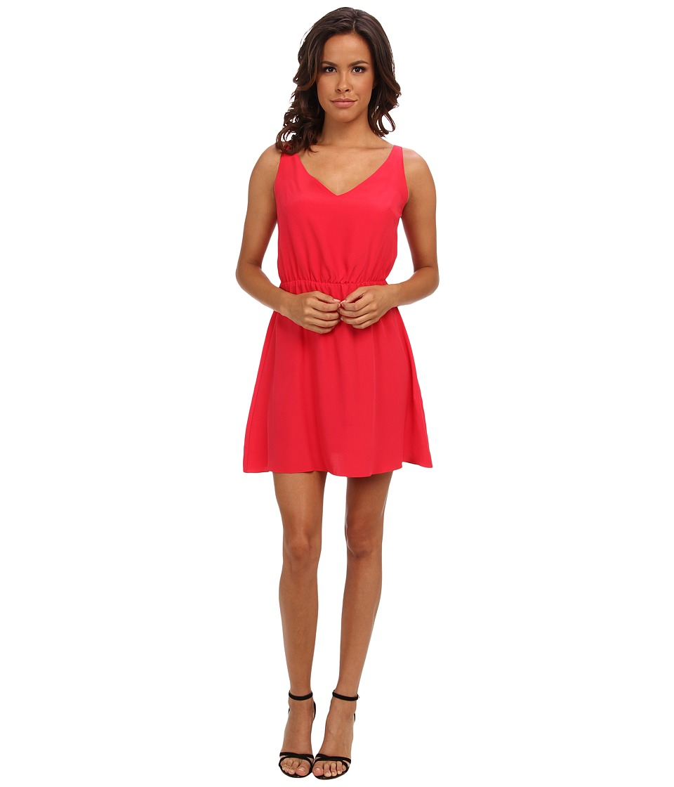 Amanda Uprichard - Chloe Dress (Strawberry) Women's Dress