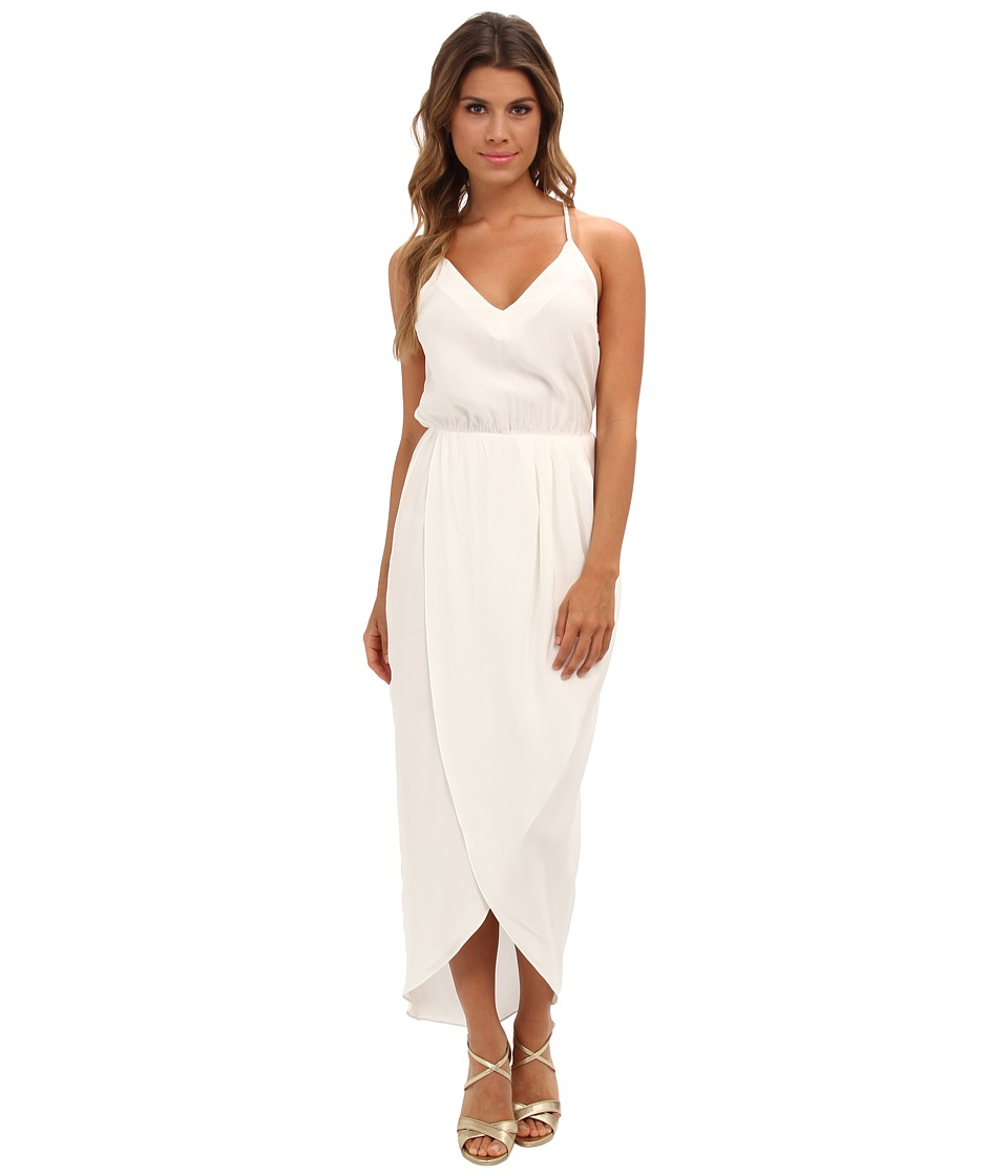 Amanda Uprichard - Cricket Maxi Dress (Ivory) Women's Dress