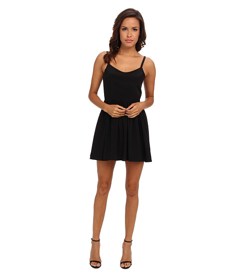 Amanda Uprichard - Afternoon Dress (Black) Women