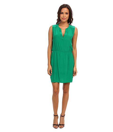 Amanda Uprichard - Maddy Dress (Kelly Green) Women