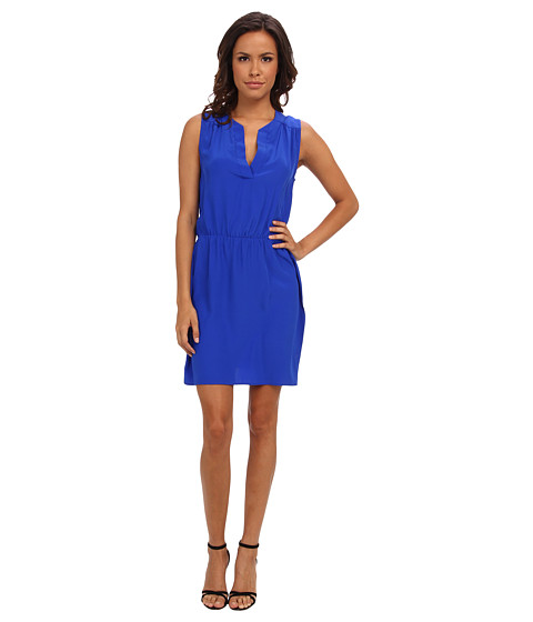 Amanda Uprichard - Maddy Dress (Royal) Women
