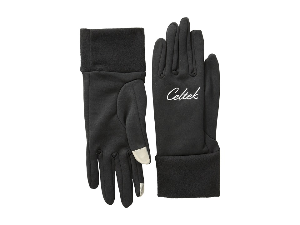 Celtek - Precious Touchscreen Gloves (Black) Snowboard Gloves