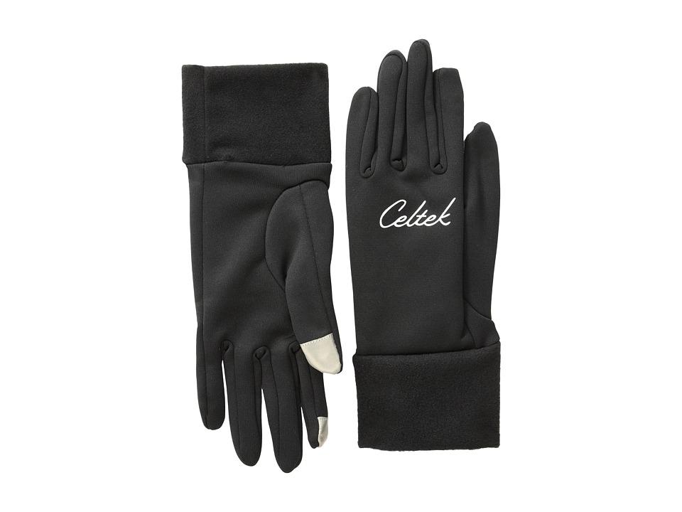 Celtek - Precious Touchscreen Gloves (Black) Snowboard Gloves