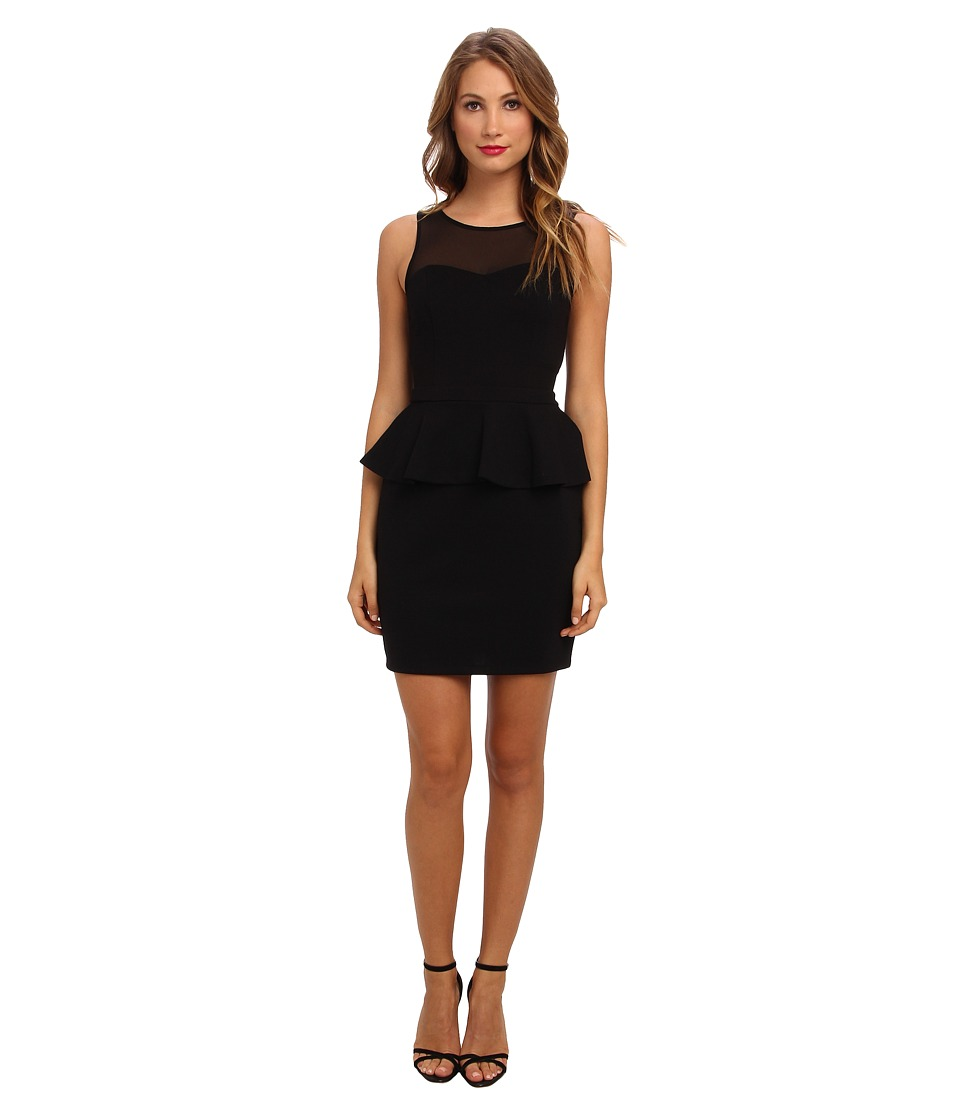 kensie - Ponte Dress (Black) Women's Dress