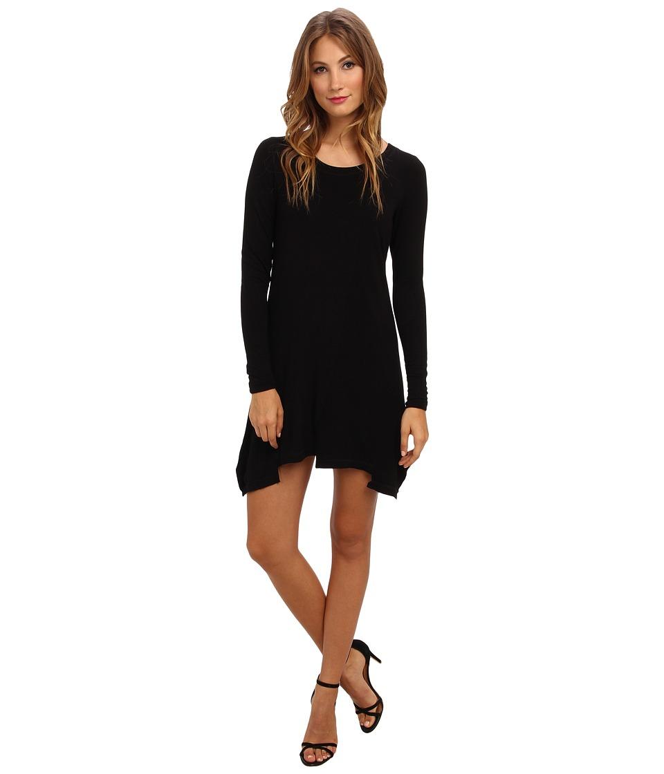 kensie - Drift Dress (Black) Women's Dress
