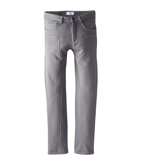 Versace Kids - Pant (Big Kid) (Grey) Boy
