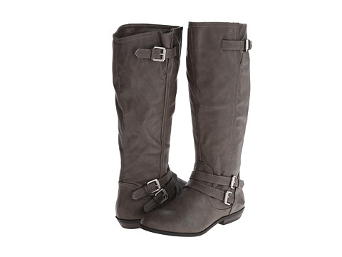 Madden Girl - Elsiee (Grey Paris) Women's Boots