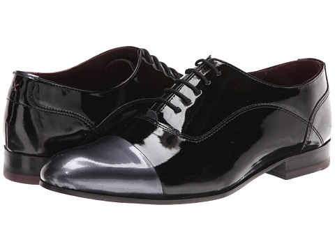 Ted Baker - Archeey (Black Patent) Men