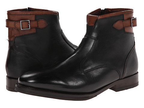 Ted Baker - Damieean (Black Leather) Men