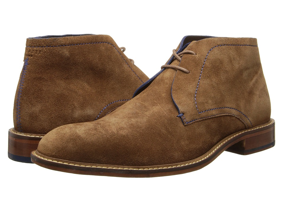 Ted Baker - Torsdi 3 (Tan Suede) Men's Shoes