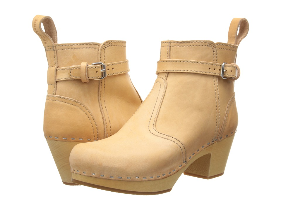Swedish Hasbeens - Jodhpur (Nature) Women's Boots
