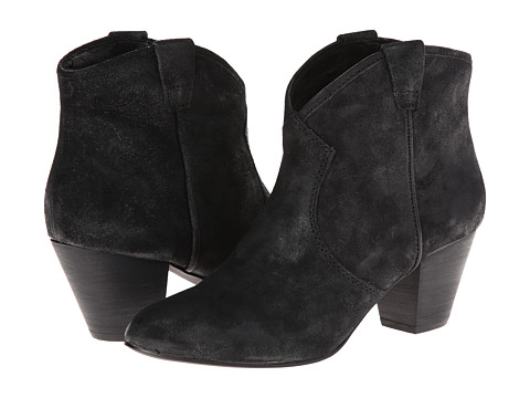 ASH - Jalouse (Black Reverse Broken) Women's Pull-on Boots