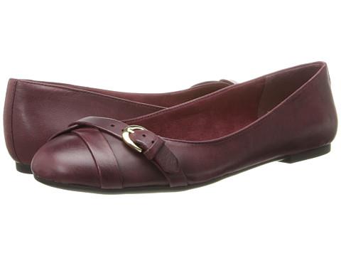 Bella-Vita - Tyra (Oxblood) Women's Flat Shoes