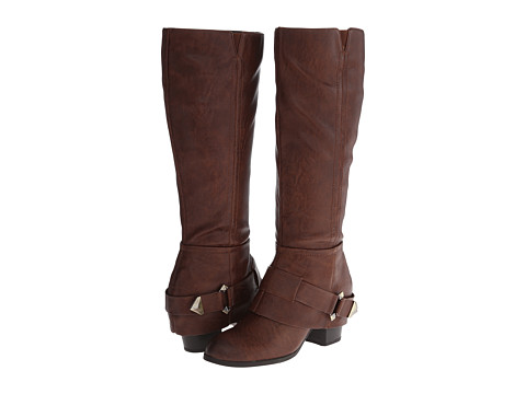 Fergie - Theory (Cognac) Women's Boots