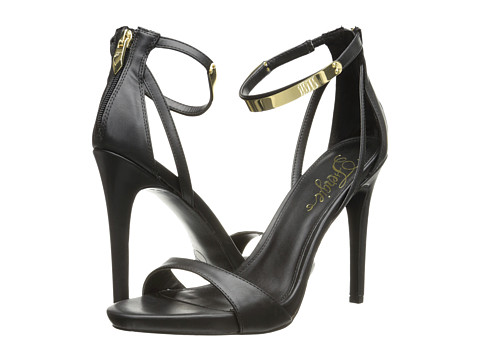 Fergie - Reign (Black) High Heels