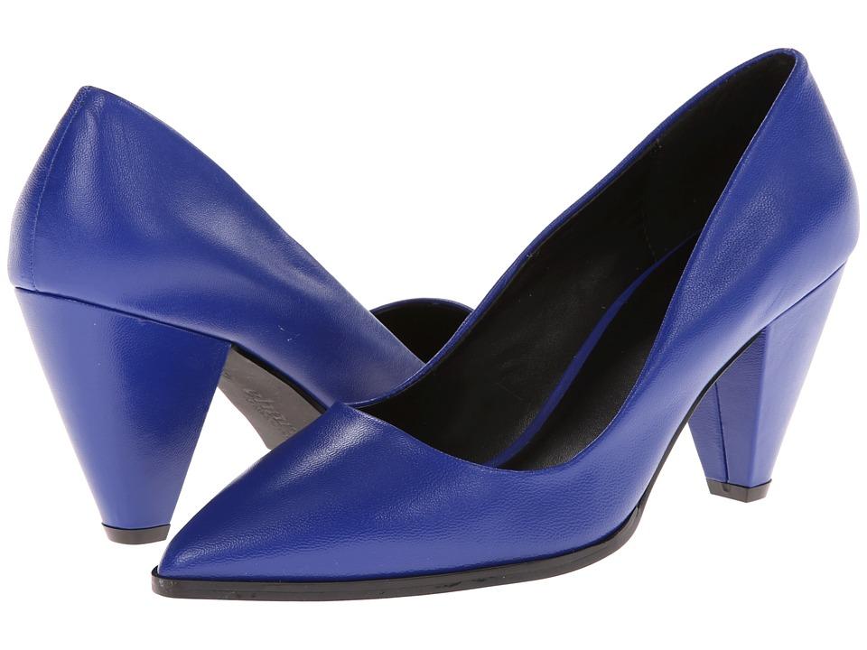 Charles by Charles David - Varsha (Electric Blue Leather) High Heels