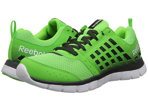 Reebok - Z Dual Ride (Solar Green/Gravel/White) Men