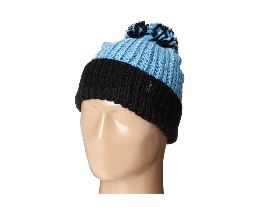 Celtek - Zen Pom Beanie (Sky Sparkle) Cold Weather Hats
